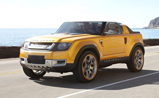 Land Rover Lineup To Include 16 Models By 2020