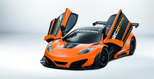 McLaren 12C GT Can Am Edition 1 at McLaren 12C GT Can Am Confirmed For Limited Production