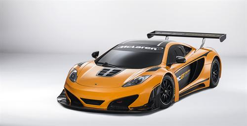 McLaren 12C GT Can Am Edition 2 at McLaren 12C GT Can Am Confirmed For Limited Production
