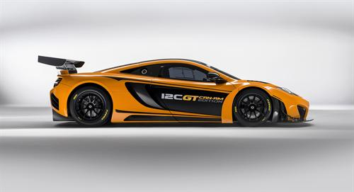 McLaren 12C GT Can Am Edition 3 at McLaren 12C GT Can Am Confirmed For Limited Production