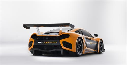 McLaren 12C GT Can Am Edition 4 at McLaren 12C GT Can Am Confirmed For Limited Production