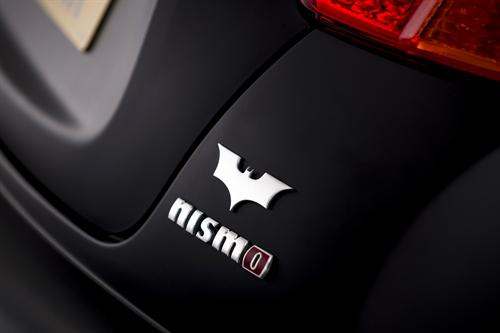 Nissan Juke Nismo Dark Knight Rises 2 at Nissan Juke Nismo Dark Knight Rises Edition Unveiled