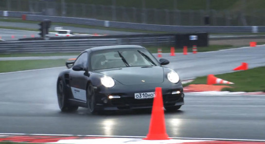 Porsche Festival Moscow at Porsche Festival Moscow 2012 Highlights   Video