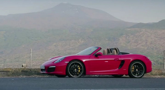 Reliving Targa Florio at Reliving Targa Florio In A 2013 Porsche Boxster