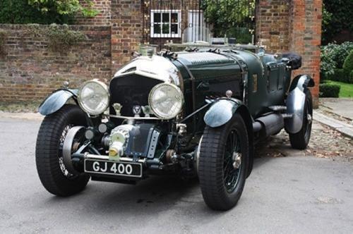 Spitfire Engined Bentley Spitfire-powered Bentley