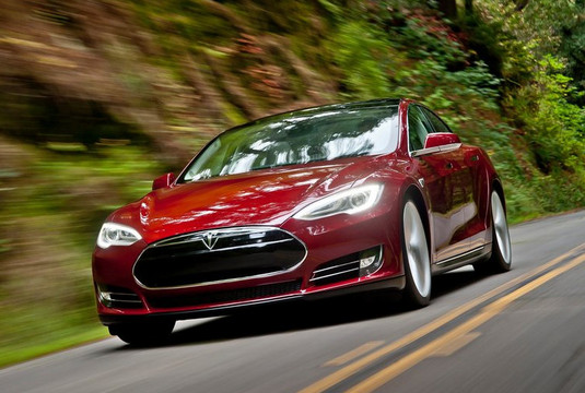 Tesla Model S2 at Tesla Model S Price Hiked by $2,500