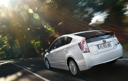 Toyota Prius1 at Next Toyota Prius To Offer 90mpg, 4WD
