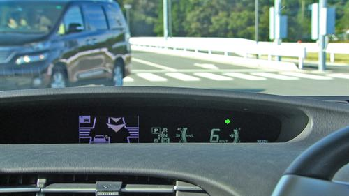 Toyota safety features 2 at Toyota Announces New Safety Technologies