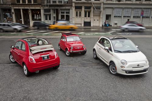 fiat 500 1 million at One millionth Fiat 500 Produced