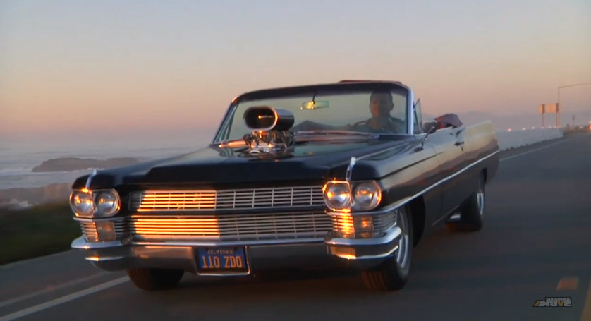 Hot Rodding at Its Best: 1964 Cadillac DeVille Custom