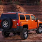 2008 hummer h3 alpha rear 175x175 at Hummer History & Photo Gallery