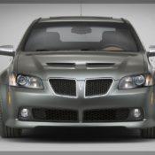 2008 pontiac g8 front 175x175 at Pontiac History & Photo Gallery