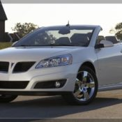 2009 5 pontiac g6 gt convertible front 2 175x175 at Pontiac History & Photo Gallery