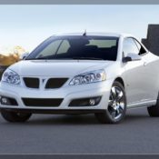 2009 5 pontiac g6 gt convertible front 3 175x175 at Pontiac History & Photo Gallery