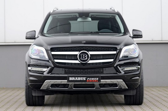 2013 Mercedes GL by Brabus 2 at 2013 Mercedes GL by Brabus