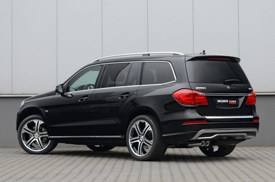 2013 Mercedes GL by Brabus 5 at 2013 Mercedes GL by Brabus