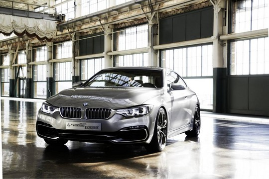 4 Series Coupe Concept 1 at Official: BMW 4 Series Coupe F32 Concept