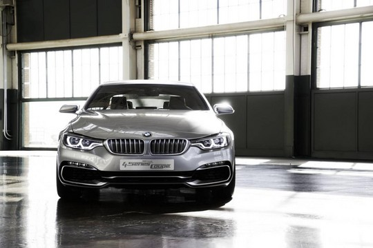 4 Series Coupe Concept 2 at Official: BMW 4 Series Coupe F32 Concept