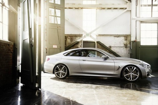 4 Series Coupe Concept 3 at Official: BMW 4 Series Coupe F32 Concept