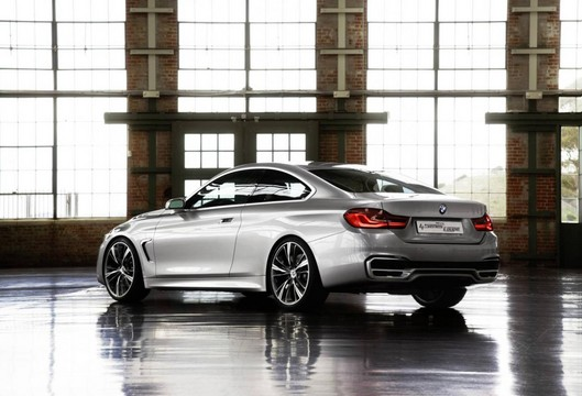 4 Series Coupe Concept 4 at Official: BMW 4 Series Coupe F32 Concept