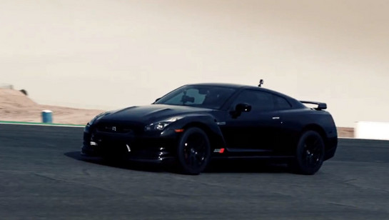 AMS Nissan GTR at 1400 hp AMS Nissan GT R Tested at Willow Springs