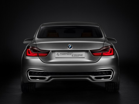 BMW 4 series Coupe 5 at Official: BMW 4 Series Coupe F32 Concept
