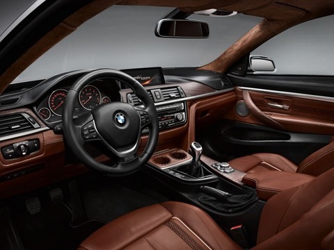 BMW 4 series Coupe 7 at Official: BMW 4 Series Coupe F32 Concept