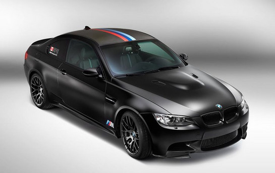 BMW M3 DTM Champion Edition 1 at BMW M3 DTM Champion Edition Gets Official
