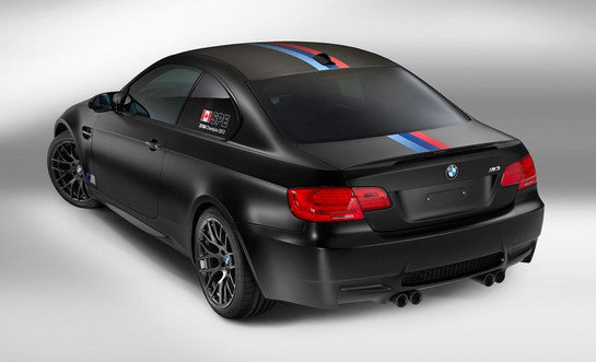BMW M3 DTM Champion Edition 3 at BMW M3 DTM Champion Edition Gets Official