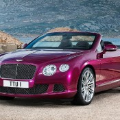 Bentley Continental GT Speed Convertible 1 175x175 at Bentley Continental GT Speed Convertible Gets Official