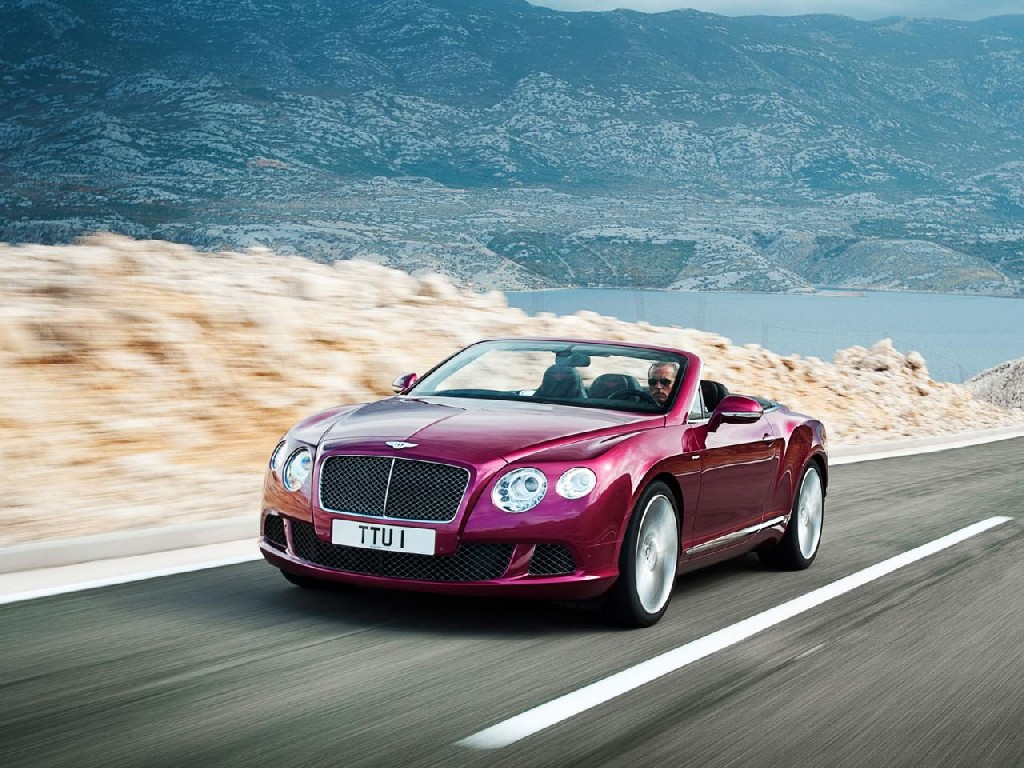 Bentley Continental GT Speed Convertible 2 at Bentley Continental GT Speed Convertible Gets Official