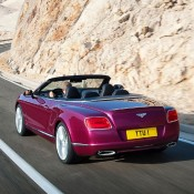 Bentley Continental GT Speed Convertible 4 175x175 at Bentley Continental GT Speed Convertible First Pictures