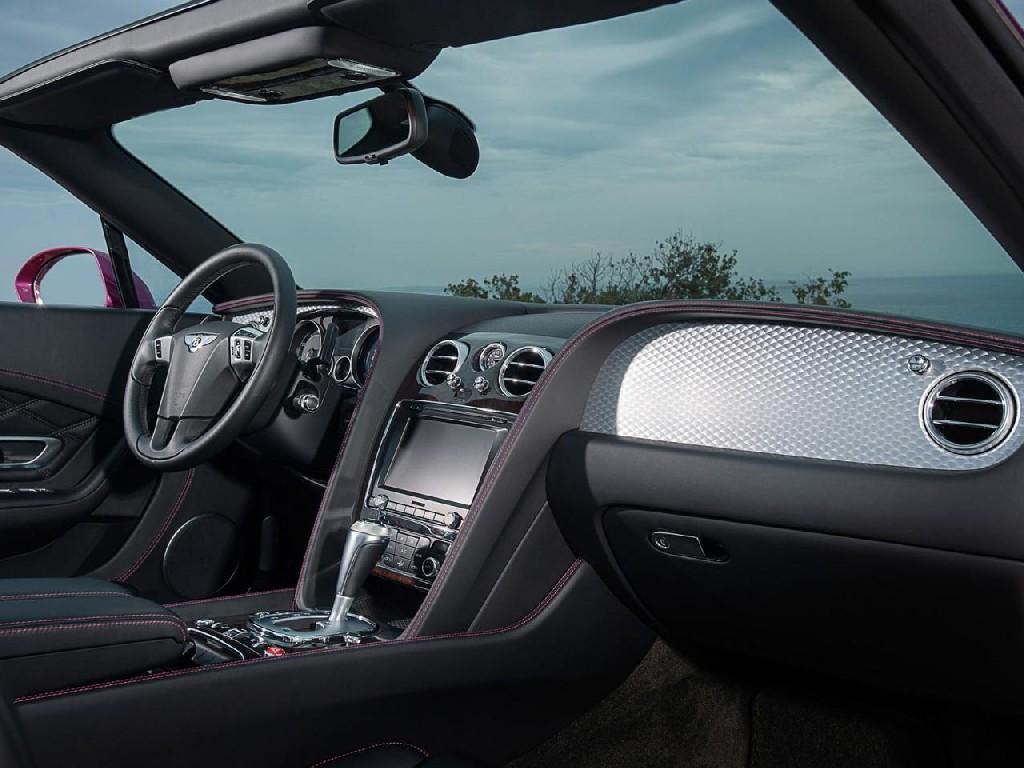 Bentley представила кабриолет Co…