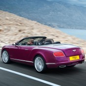 Bentley Continental GT Speed Convertible 7 175x175 at Bentley Continental GT Speed Convertible First Pictures