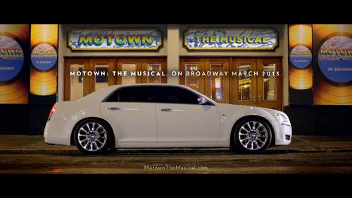 Chrysler 300 Motown Edition 1 at Super Bowl Car Ads   Very Interesting Data