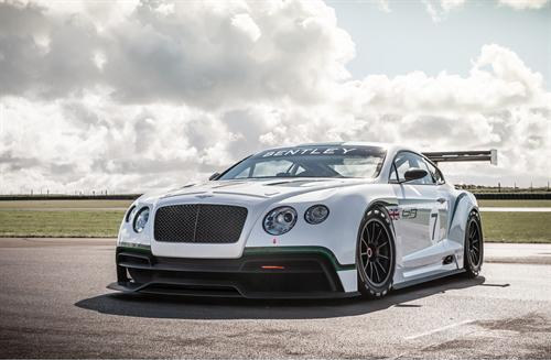 Continental GT3 at M Sport Announced As Bentleys Motorsport Partner