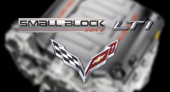 Corvette LT1 V8 at Video: The Making Of Corvette C7s V8 Engine
