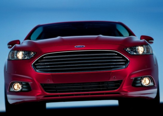 Ford Fusion 2013 545x389 at IIHS Names 2013 Ford Fusion a Top Safety Pick+