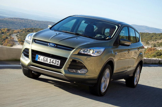Ford Kuga 2013 1 at 2013 Ford Kuga   Specs and Details