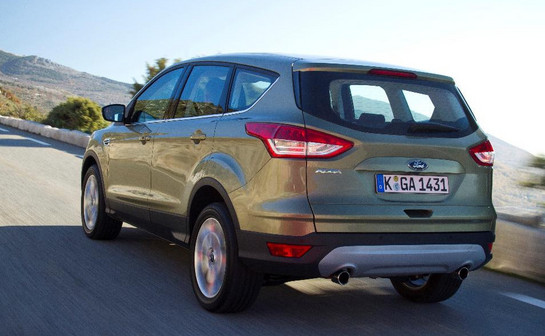 Ford Kuga 2013 2 at 2013 Ford Kuga   Specs and Details