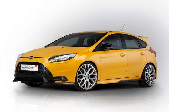 Ford Focus ST msdesign front felgen org. high at Ford Focus ST Competition Kit by MS Design