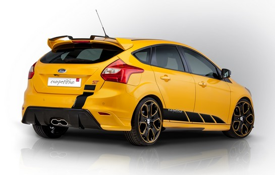 Ford Focus St Competition Kit By Ms Design