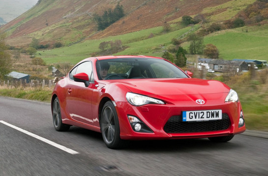 GT86 coty at Toyota GT86 Named Top Gear Magazine Car of the Year