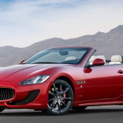 Maserati GranCabrio Sport 175x175 at Video: Media Feedback on Pagani Huayra