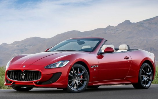 Maserati GranCabrio Sport 545x341 at Maserati GranCabrio Sport Shown Off in Promo Video