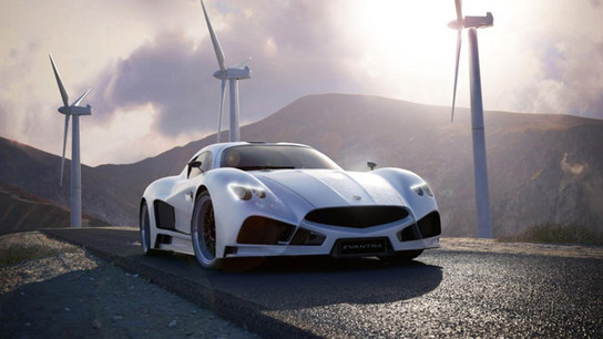 Mazzanti Evantra V8 1 at Mazzanti Evantra V8 Revealed Further