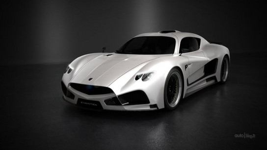 Mazzanti Evantra V8 2 at Mazzanti Evantra V8 Revealed Further