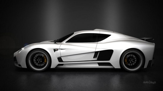 Mazzanti Evantra V8 4 at Mazzanti Evantra V8 Revealed Further