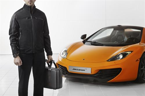 McLaren 12C Branded Merchandise 5 at McLaren 12C Branded Merchandise Collection