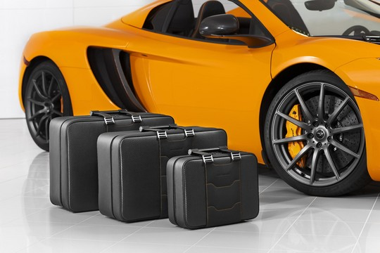 McLaren 12C Merchandise 1 at McLaren 12C Branded Merchandise Collection